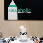 MILKaholic Sip and See Baby Shower