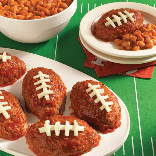 touchdown mini meatloaf