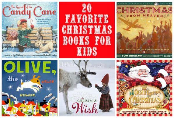 20 christmas books for kids