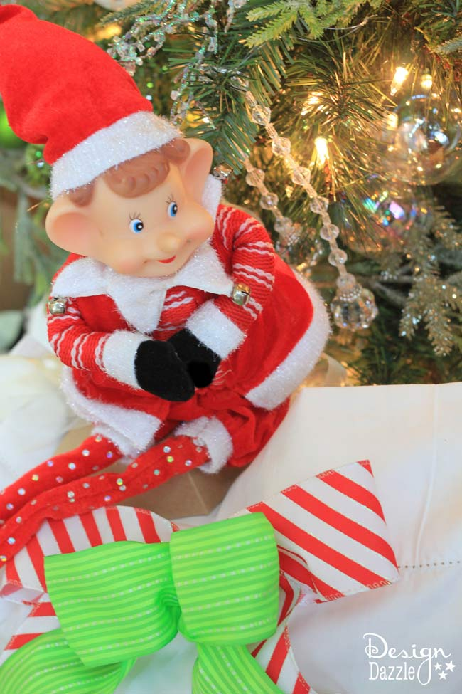 Your Elf Would Love To Help Out And Deliver Your Empty Santa Sack So Santa  Can