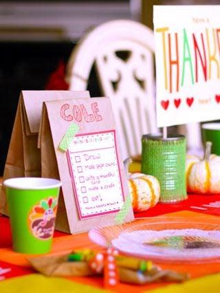 Thanksgiving Fun For Kids – Free Printables