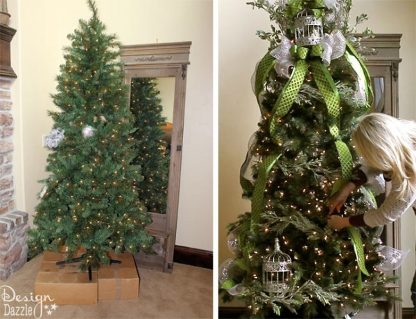 How-to decorate a Christmas tree - Design Dazzle