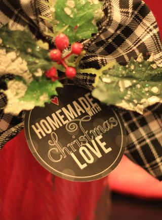 Homemade With Christmas Love: Free Printables