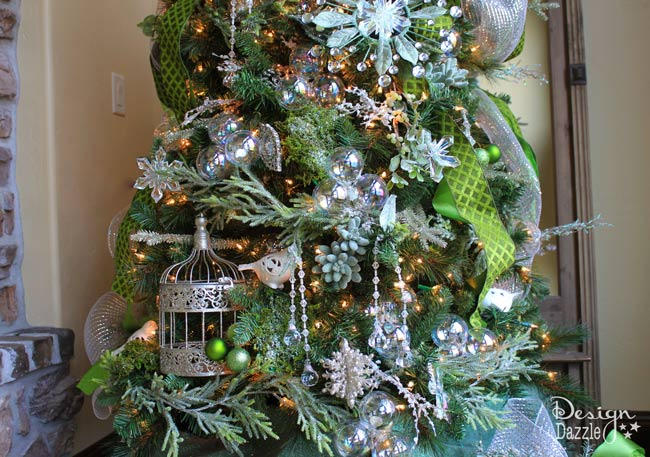 Christmas Wonderful Jeweled Forest - Design Dazzle