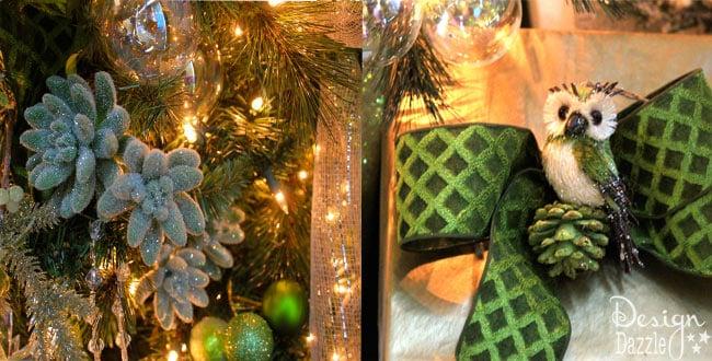 Emerald Forest Christmas Tree - Design Dazzle