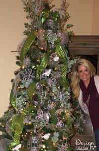 Photo bomb Christmas Tree - Design Dazzle