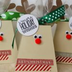 S'more Reindeer Treat Boxes from Ginger Snap Crafts