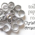 Dream Tree: Toilet Paper Roll Christmas Ornaments