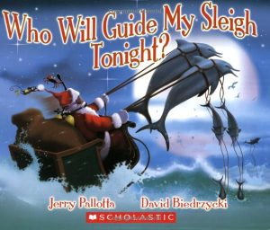 Who Will Guide My Sleigh Tonight? book