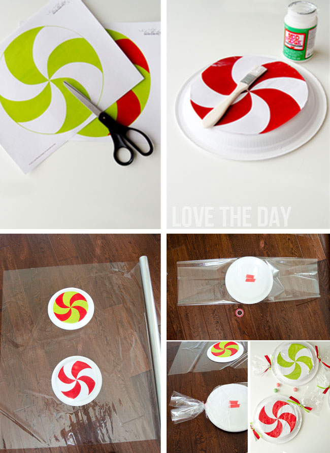 Paper Plate Peppermint Tutorial u0026 Download by Love The ...  sc 1 st  Design Dazzle & Paper Plate Peppermint Tutorial - Design Dazzle