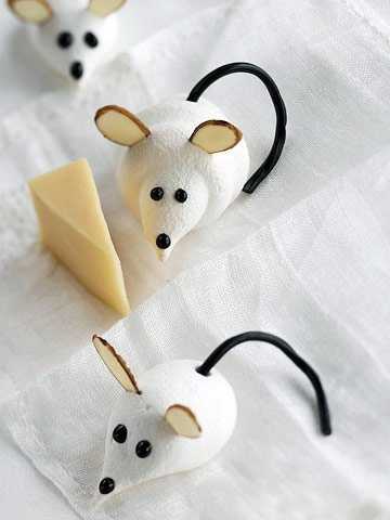 Christmas Mice Treat Ideas For Kids