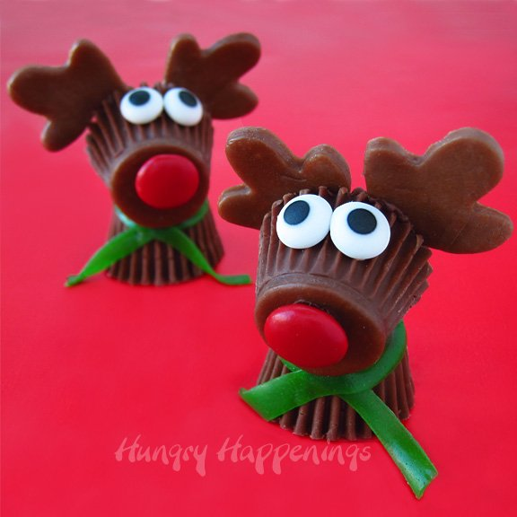 Resee's+Cup+Rudolph+the+Red+Nose+Reindeer,+candy+reindeer,+Christmas+crafts+for+kids,+Christmas+party+treats+and+favors+2+copy