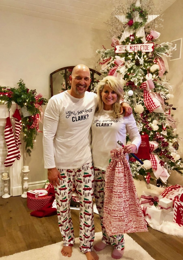 Christmas Vacation pajamas - You serious Clark?