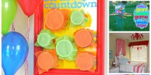 birthday countdown collage