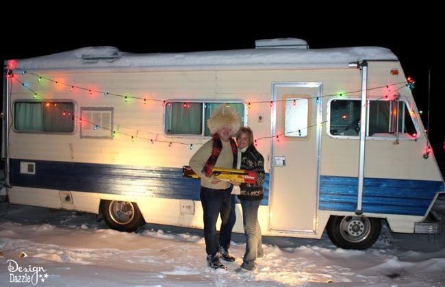 Christmas Vacation RV - Design Dazzle