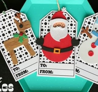 Kid's Craft Gift Tags