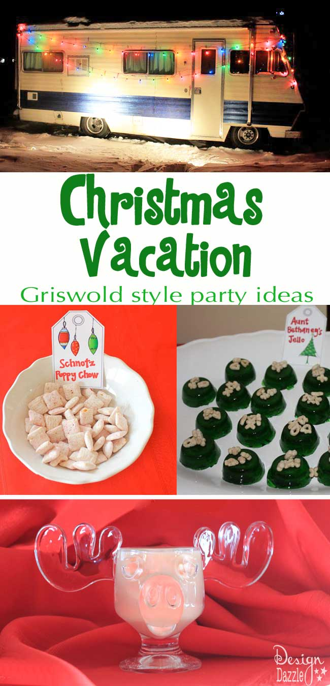 griswold christmas party ideas