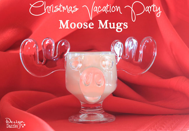 Christmas Vacation Party - Griswold Style Moose Mugs Design Dazzle