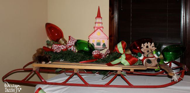Christmas Vacation Party - Griswold Style party decor! Design Dazzle