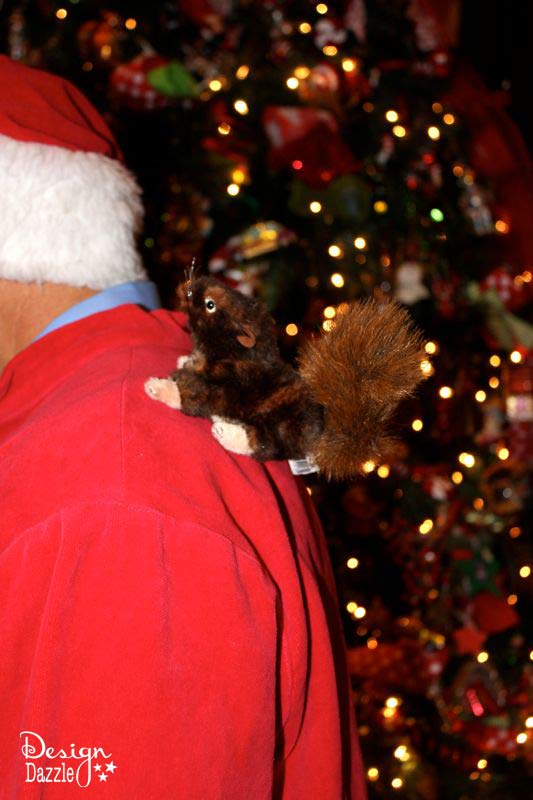 Griswold Christmas Party Ideas Part - 39: Christmas Vacation Sparky With Squirrel Costume Ideas - Design Dazzle