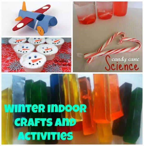 indoor activities for kids. Indoor Activities For Winter Break! Give The Kids Something To Do During That Long Break E