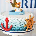 Nautical 1st Birthday