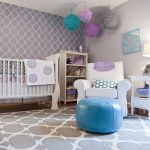 Fabulous Girl Nursery Ideas without a hint of pink!