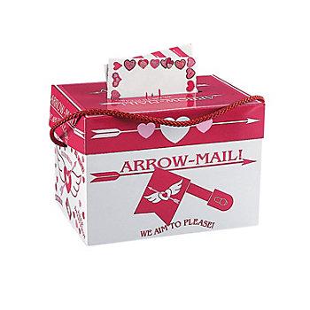 Valentine Cupid Arrow Mail Holder