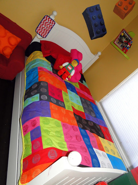 Room 2 Build Bedroom Kids Lego: More Lego Room Ideas