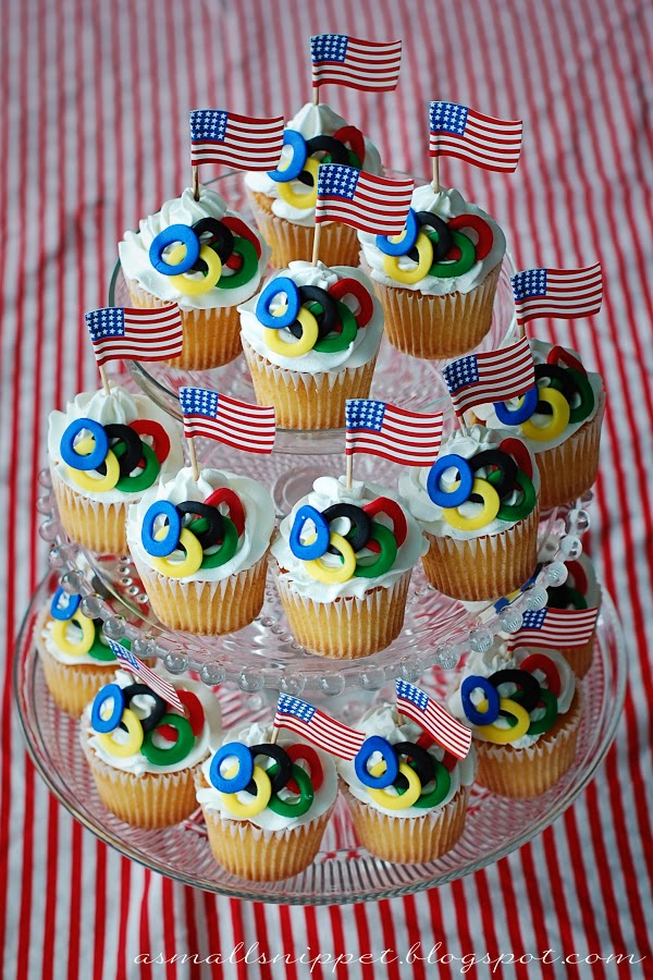 Olympic Themed Party Decorations