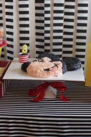 Mickey Mouse Gluten-Free Birthday Party