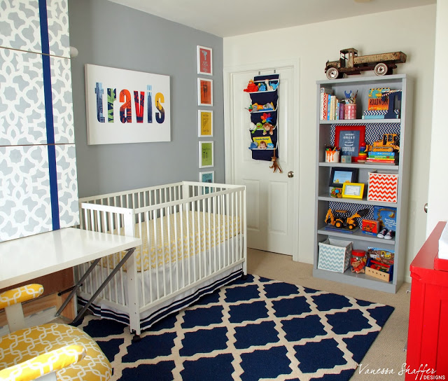 Parisian Baby Nursery Design Pictures Remodel Decor And: Construction Nursery