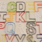 New Grab Your Hammer for Alphabet Wall Art