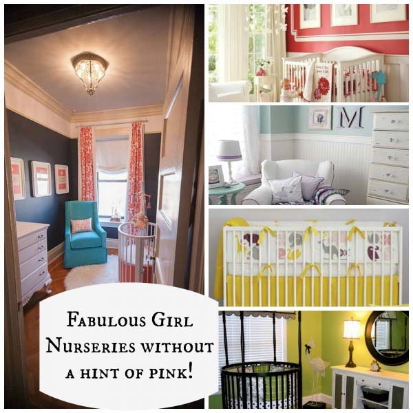 Fabulous Girl Nursery Ideas For A Sweet Baby... Without A Hint Of Pink