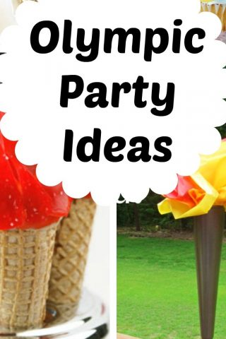 Olympic Party Ideas