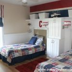 Pottery Barn Inspired Boys Room – On A Budget!