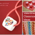 Valentine Day Classroom Activities