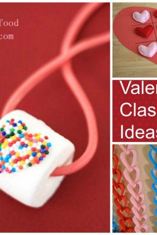 Valentine's Day Classroom Activities
