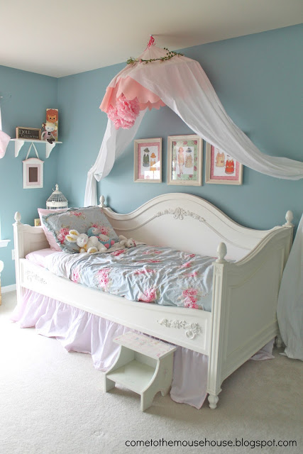 Ainsleyu0027s Anthropologie Inspired Bedroom