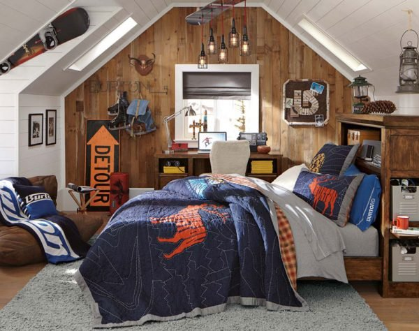 Room Decorating Ideas For Teenage Guys