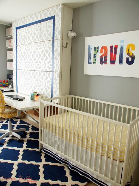 Murphy Beds Little Rock : Construction nursery design dazzle