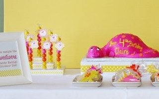 Dinosaur Party for Girls