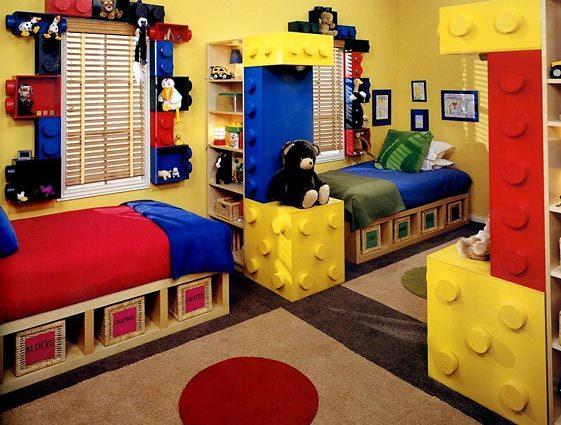 More Lego Room Ideas