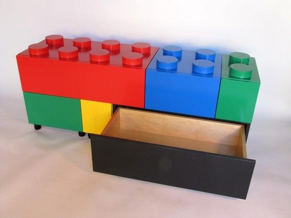 lego dresser. More Lego Room Ideas   Design Dazzle