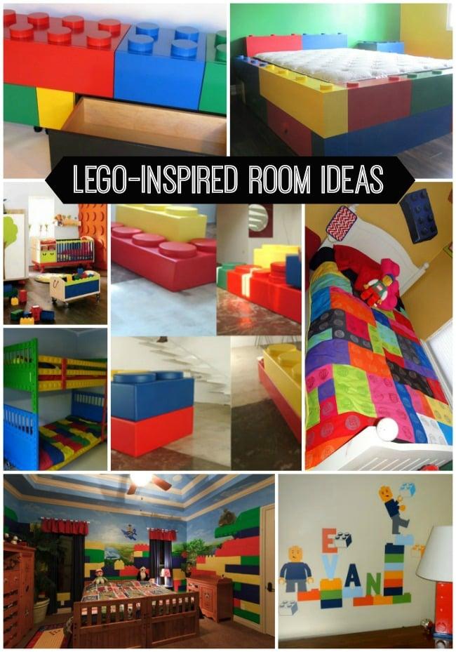 more lego room ideas design dazzle On lego room decorating ideas