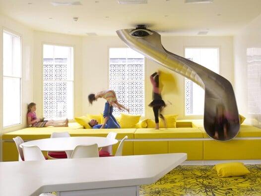 Indoor Kids Slides