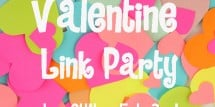 Valentine link party Design Dazzle