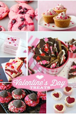 20 Valentine's Day treats to make for those special people!