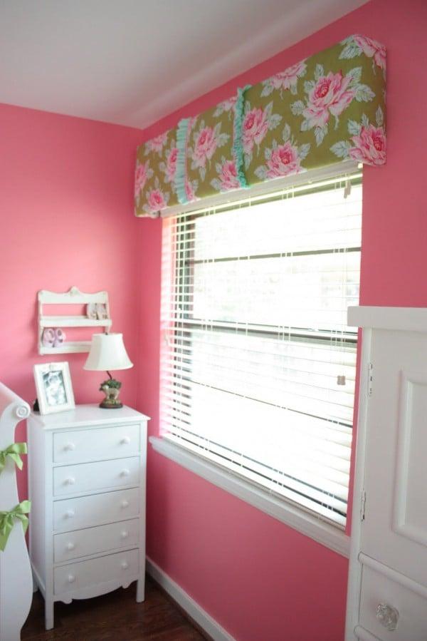 Creative Girls Room Window Treatments Design Dazzle