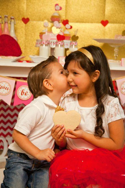 valentine kids party